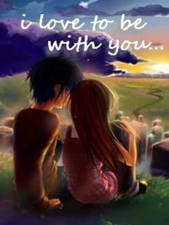 I Love To Be With You