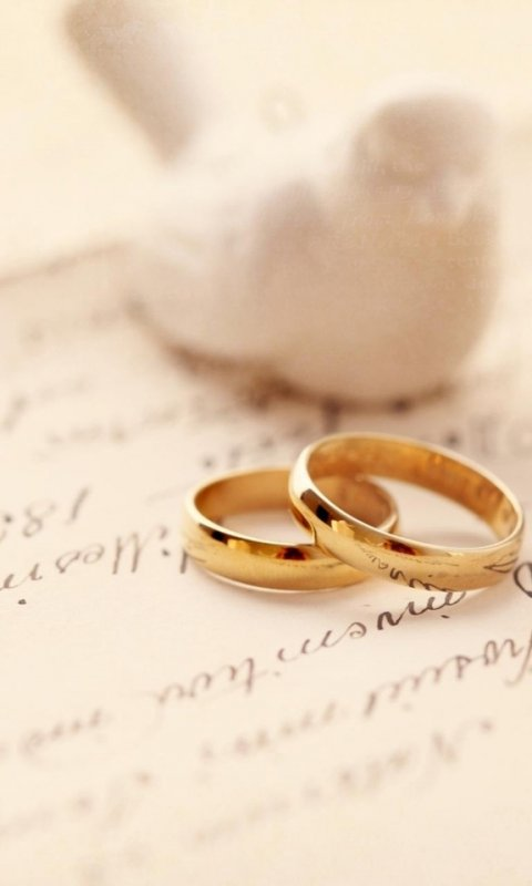 Lovely Couple Ring