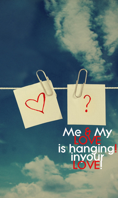 Me & My Love is Hanging