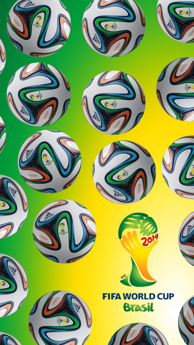 Official Balls FIFA World Cup Wallpaper
