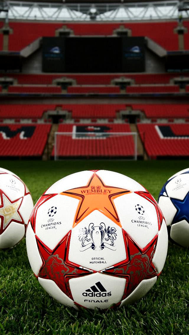 The Football iPhone Wallpaper