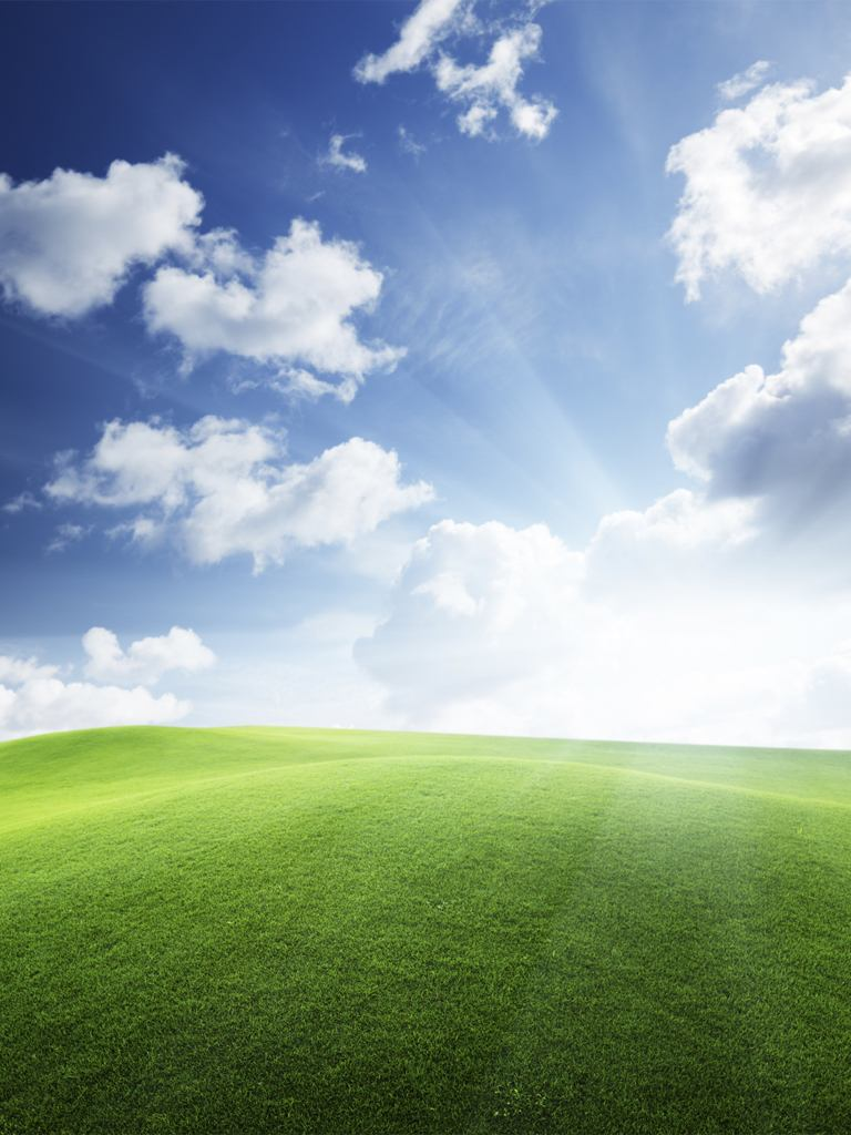 Windows XP Wallpaper for iPad