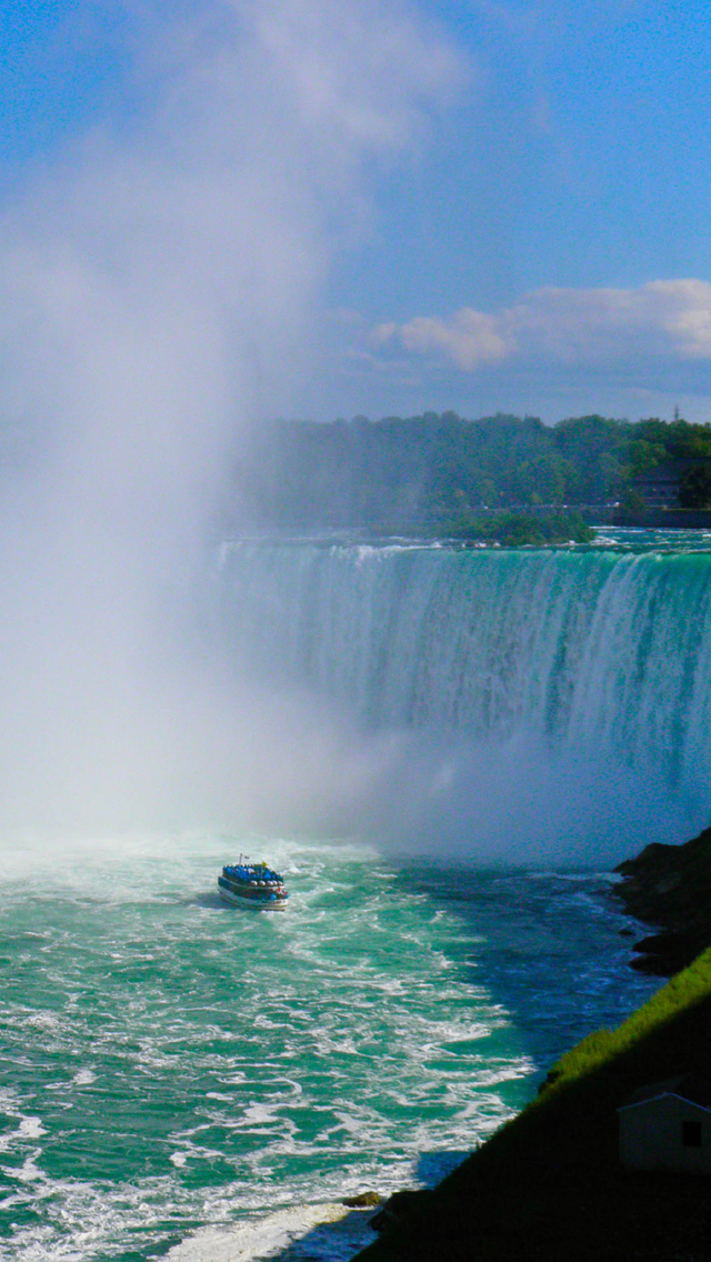 Beautiful Niagara Fall