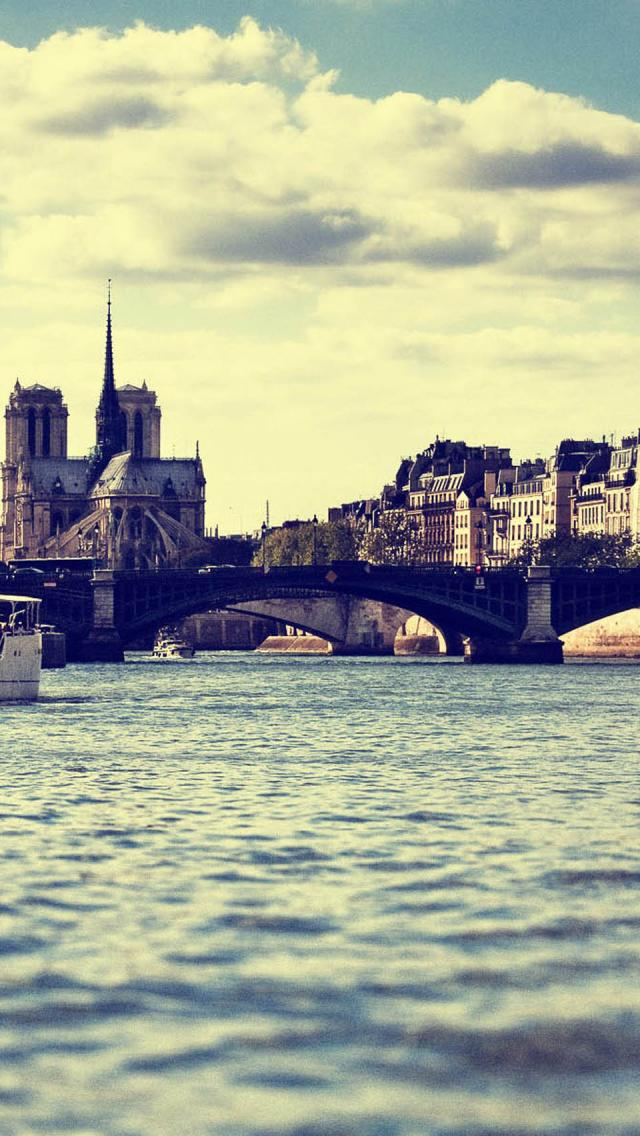 Beautiful Paris City