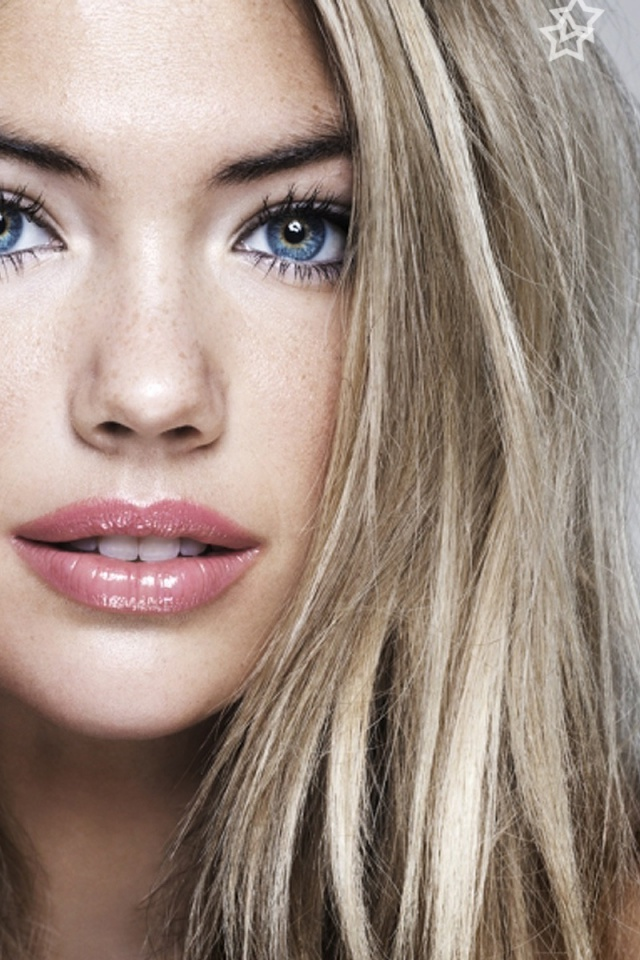 Blue Eyes Kate Upton