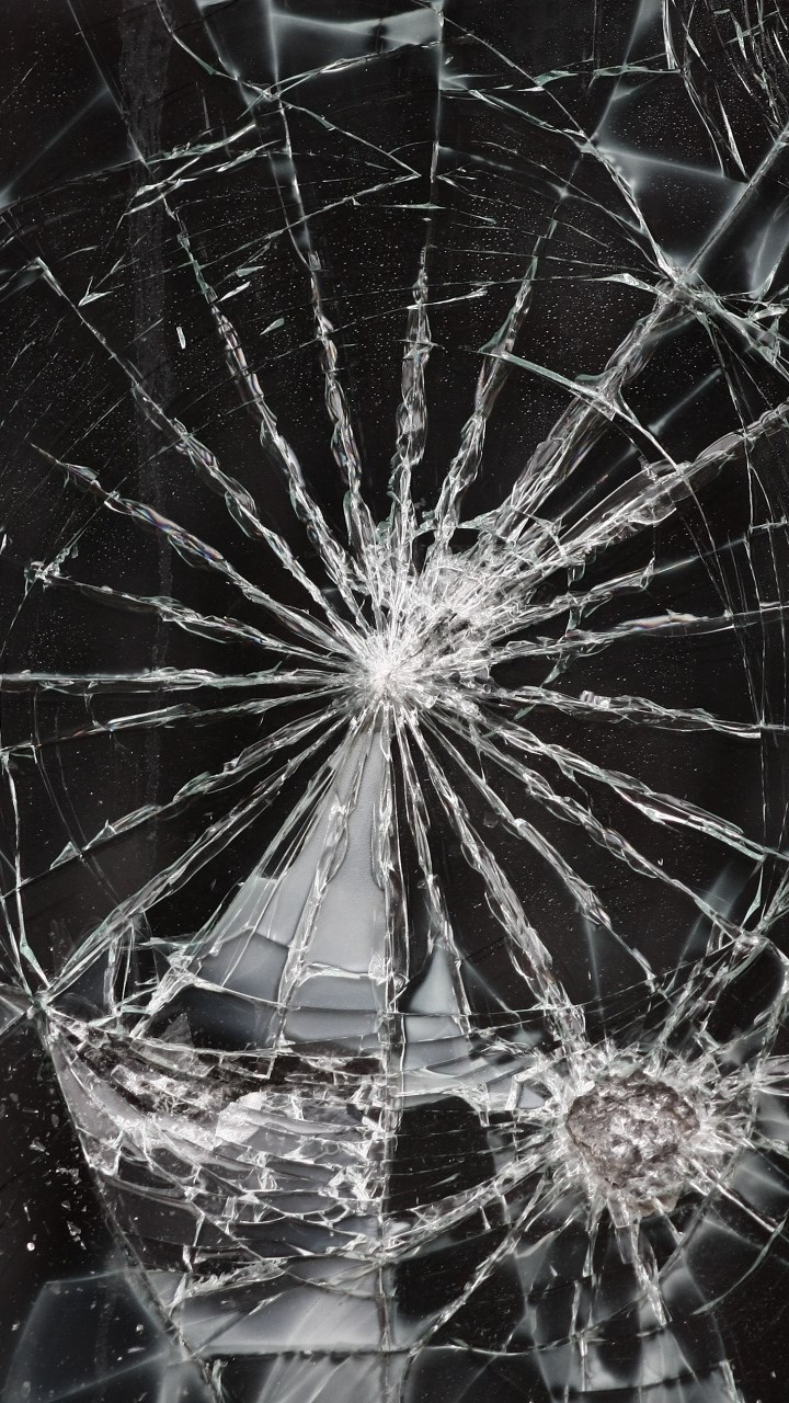 Glass Broken Wallpaper