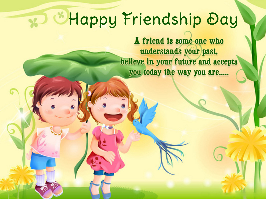 Happy Friendship Day ~ Iniya Nanbargarl Dhina Vaazhthukkal ... Happy Friends Quotes
