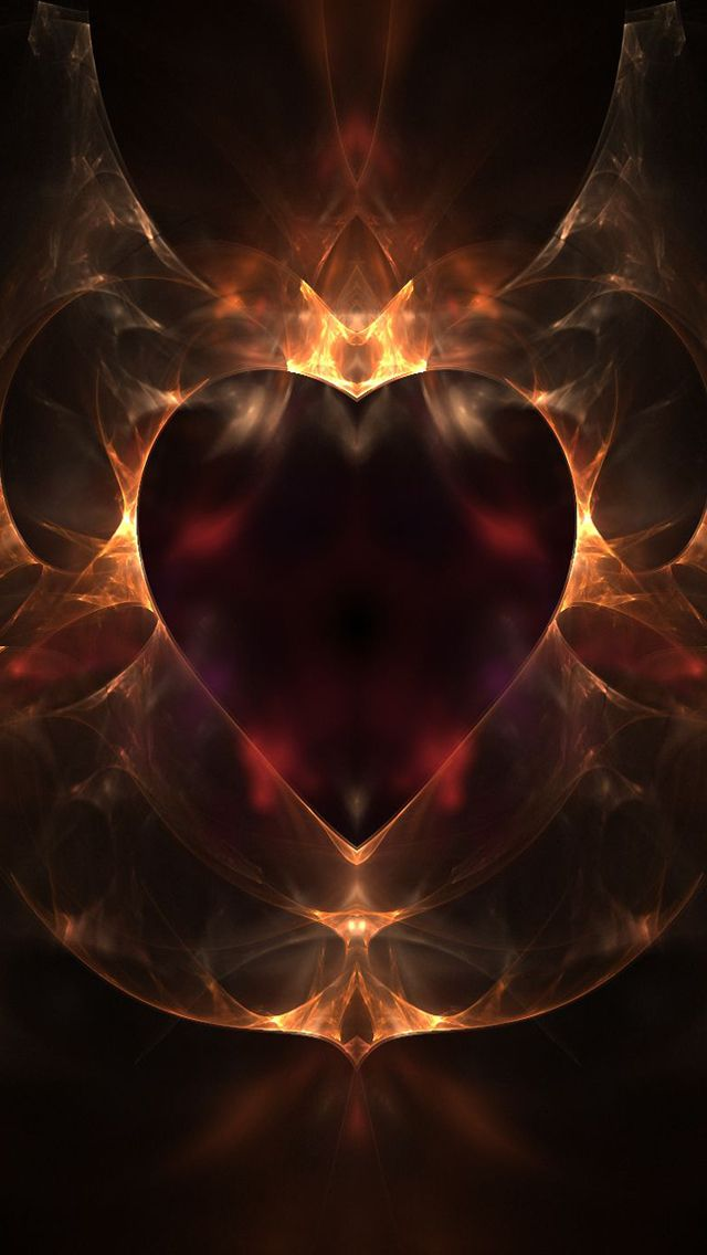 Heart Abstract Wallpaper
