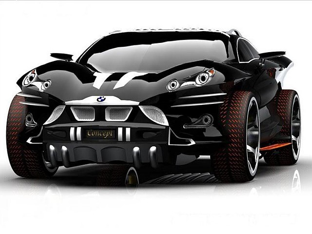 Hot Concept Bmw