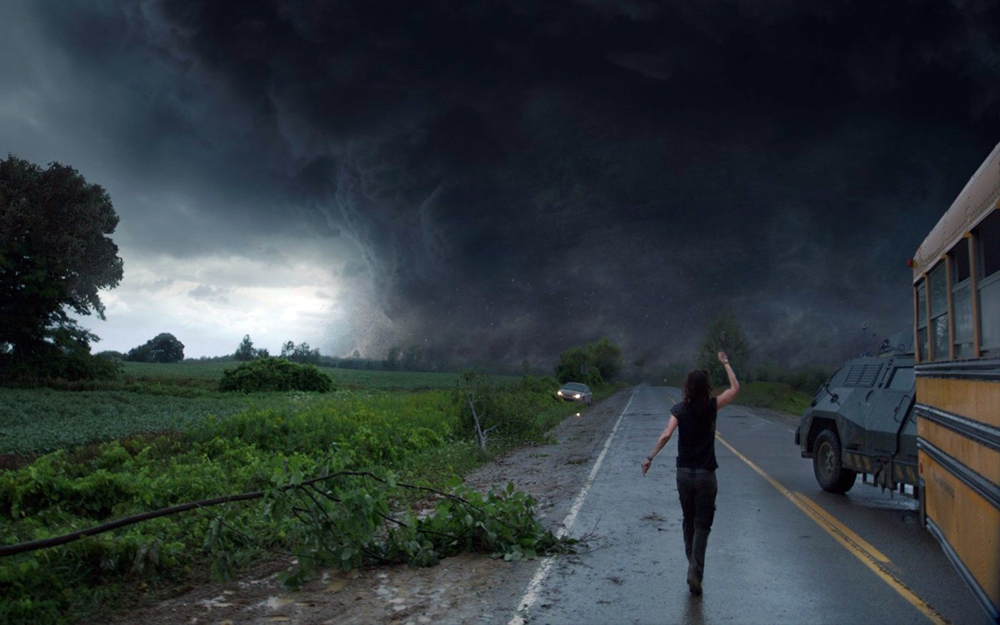 Into The Storm Poster Into the storm movie wallpaper