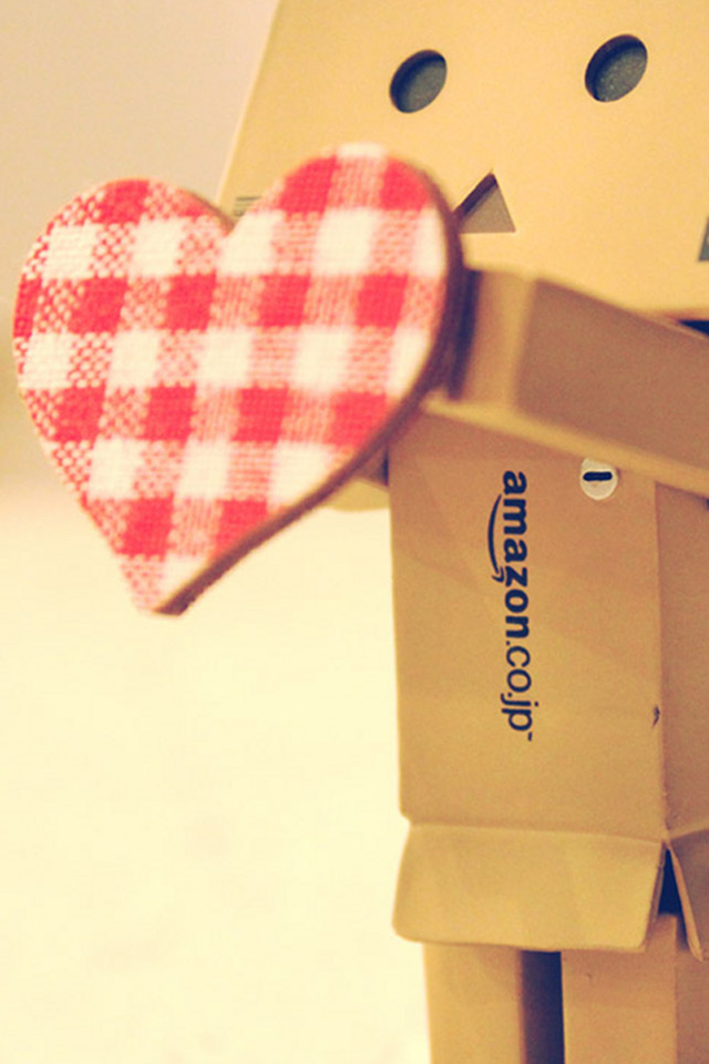 Love Danbo Heart