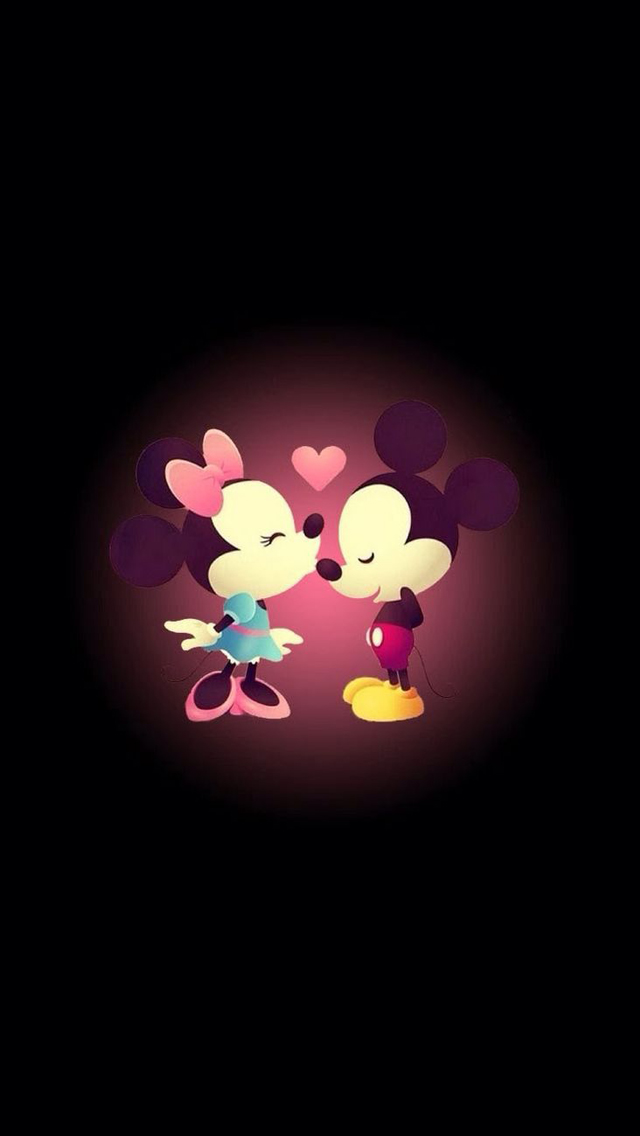 Micky Love Wallpaper
