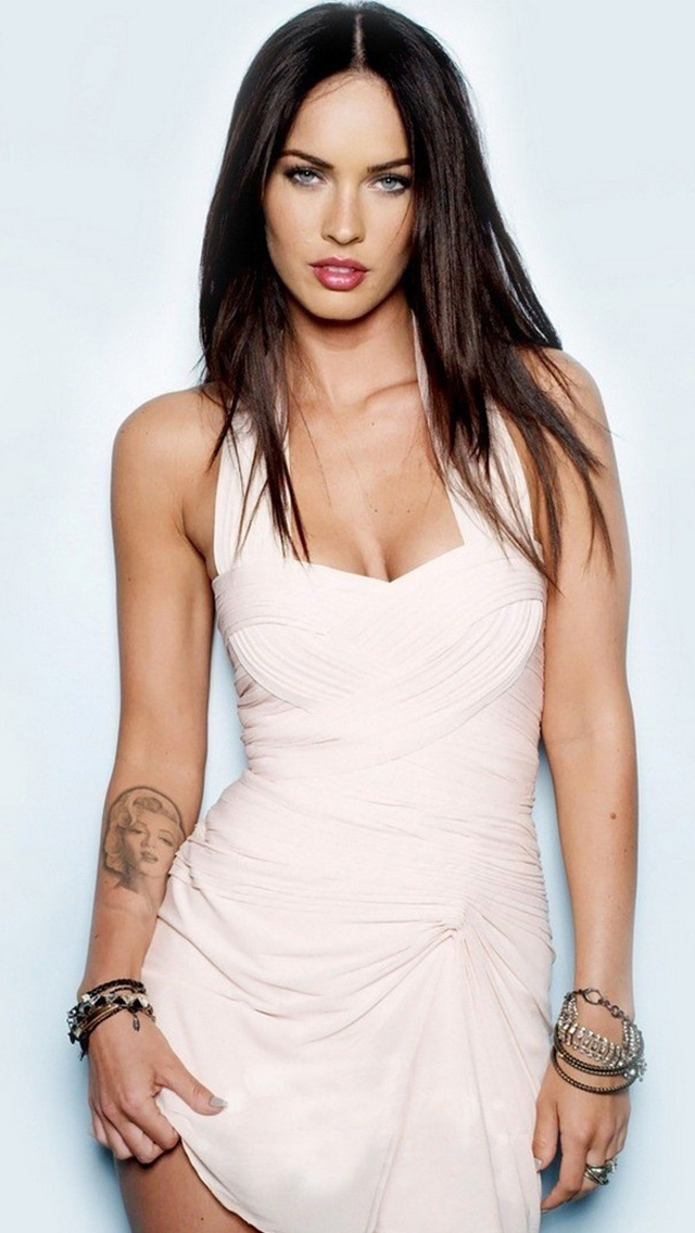 Tattoo Girl Megan Fox