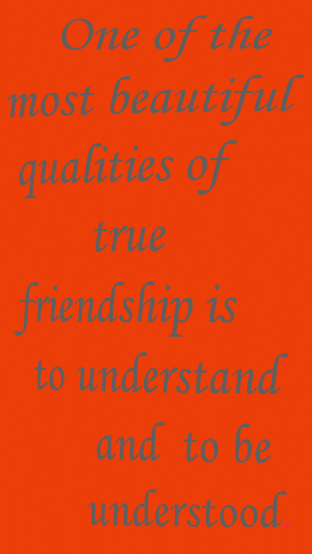 The Most Beautiful Friendship Quotes