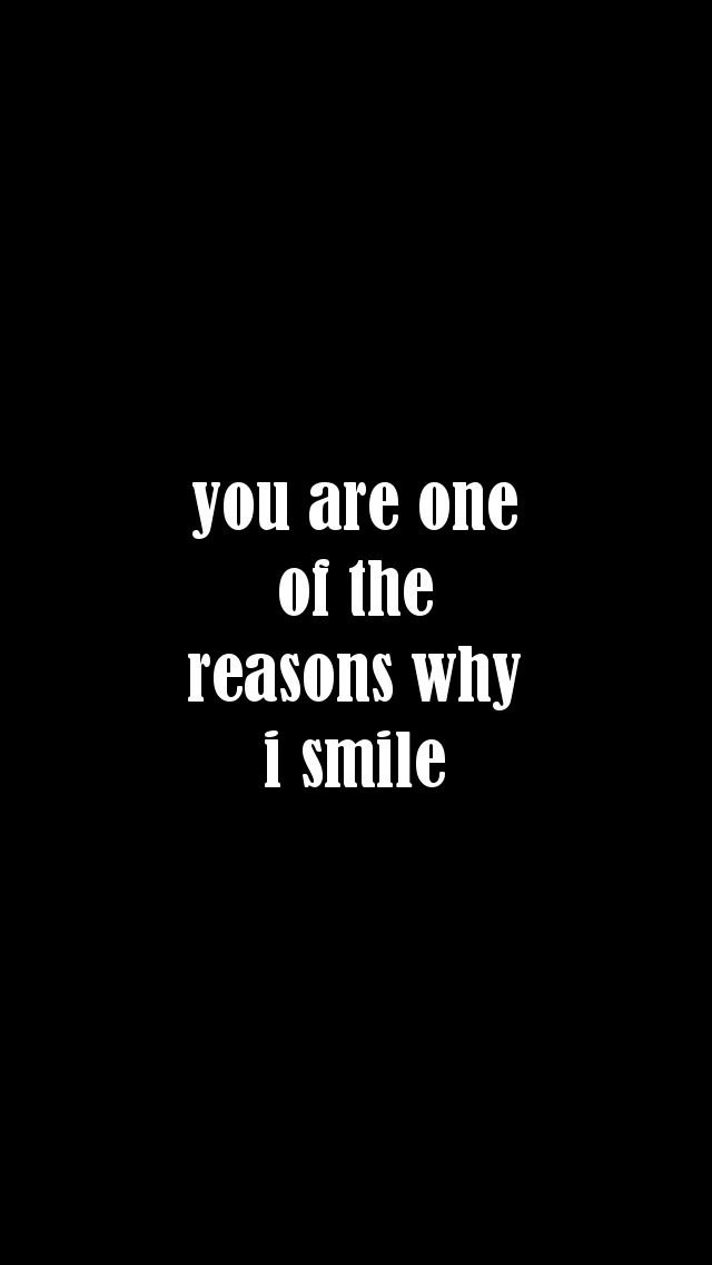 You Are One Reasons