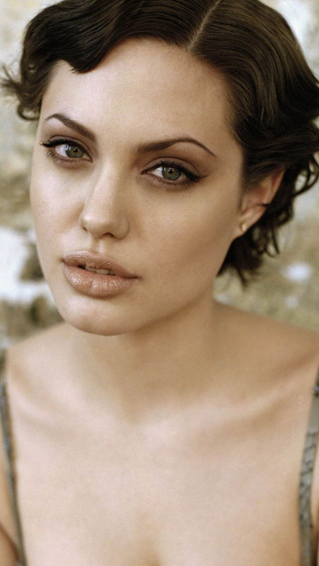 Angelina Jolie New Look