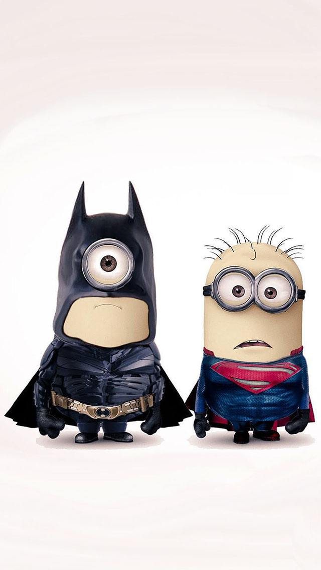 Batman & Superman Minions