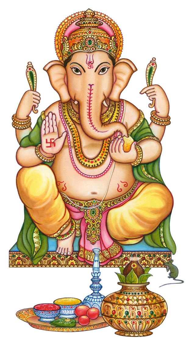 God Ganesha Hd Wallpaper