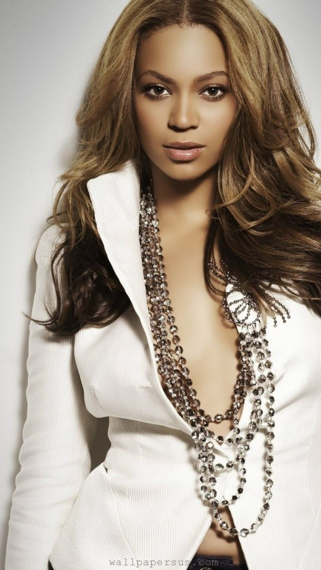 Hot Beyonce Knowles Wallpaper