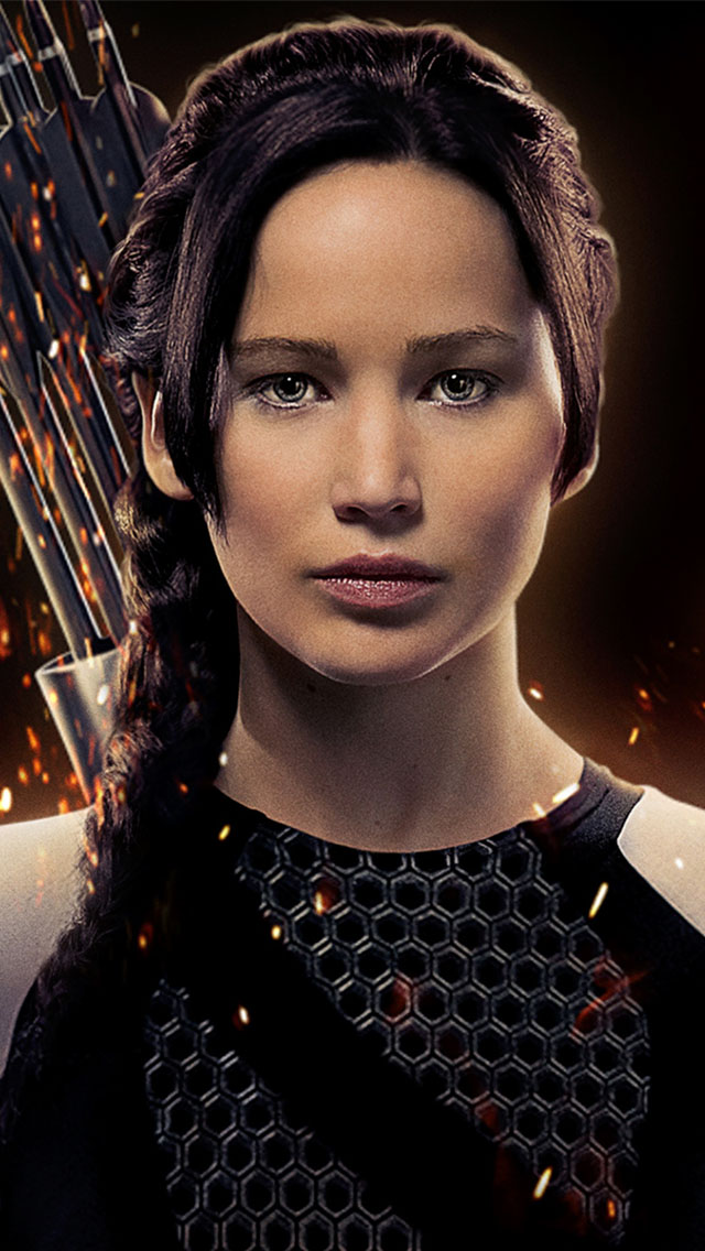 Jennifer Lawrence in Game