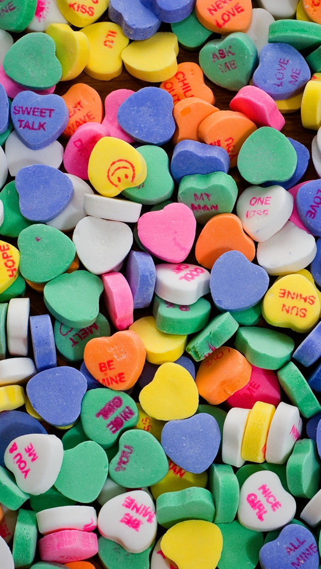 Little Heart Candies