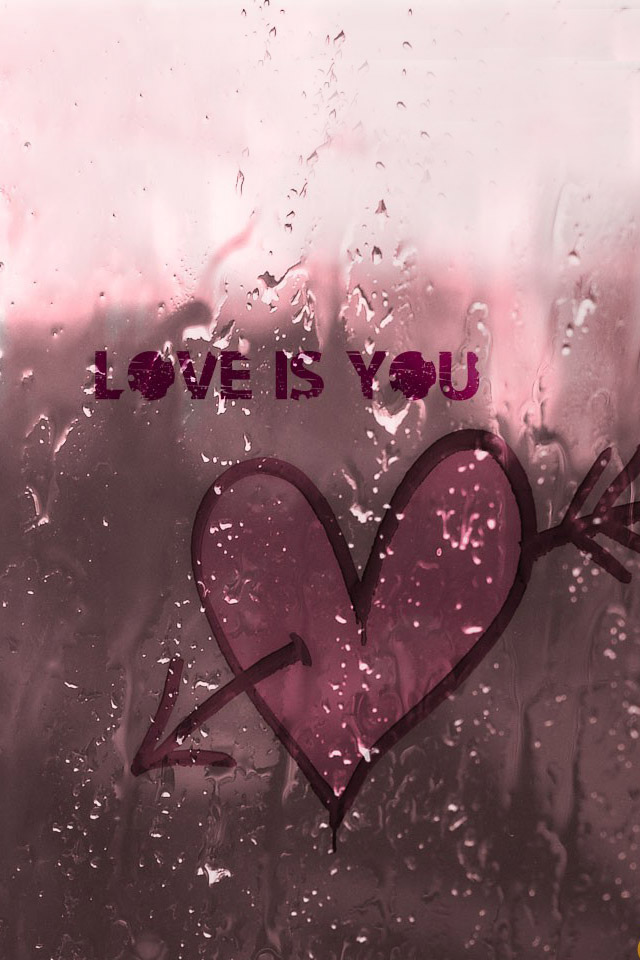 cute I Love U Wallpaper For Mobile : Love is U Quotes