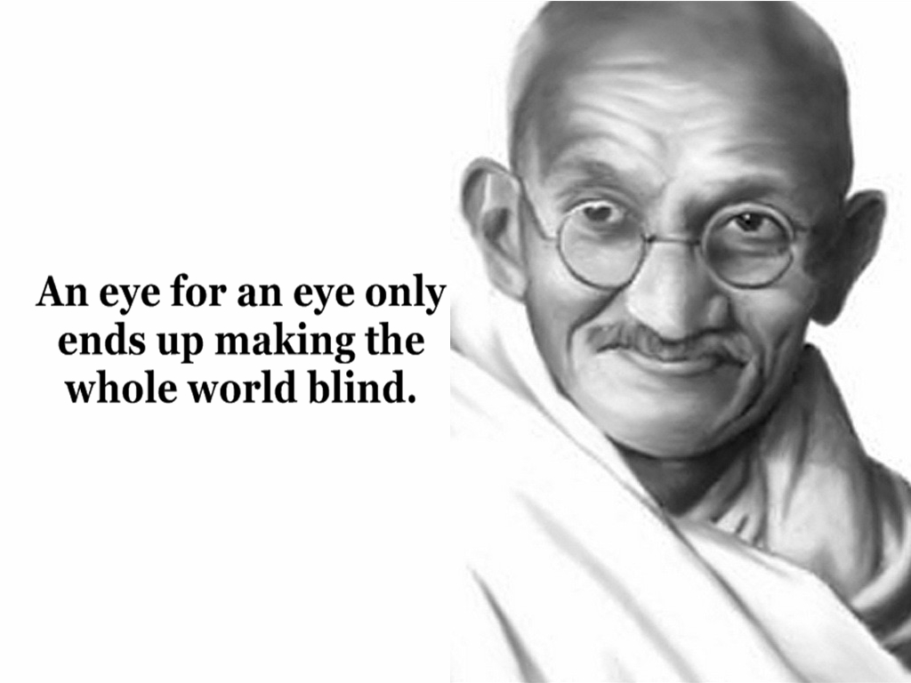 quotes from mahatma gandhi quotesgram