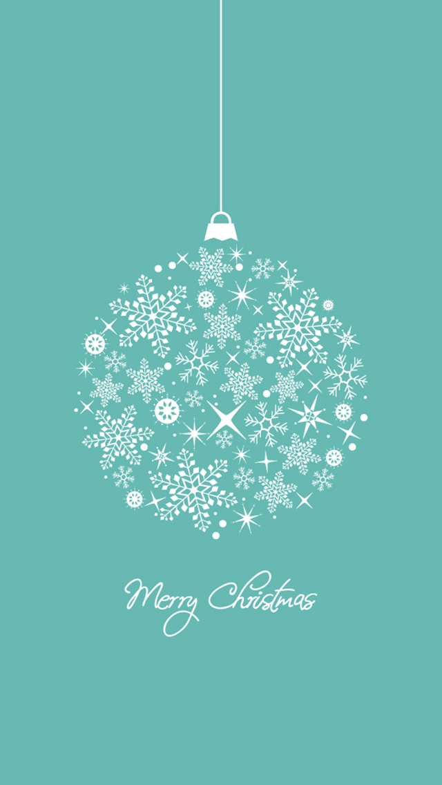 Cool Merry Christmas Wallpaper | Mobile Wallpaper | Phone Background