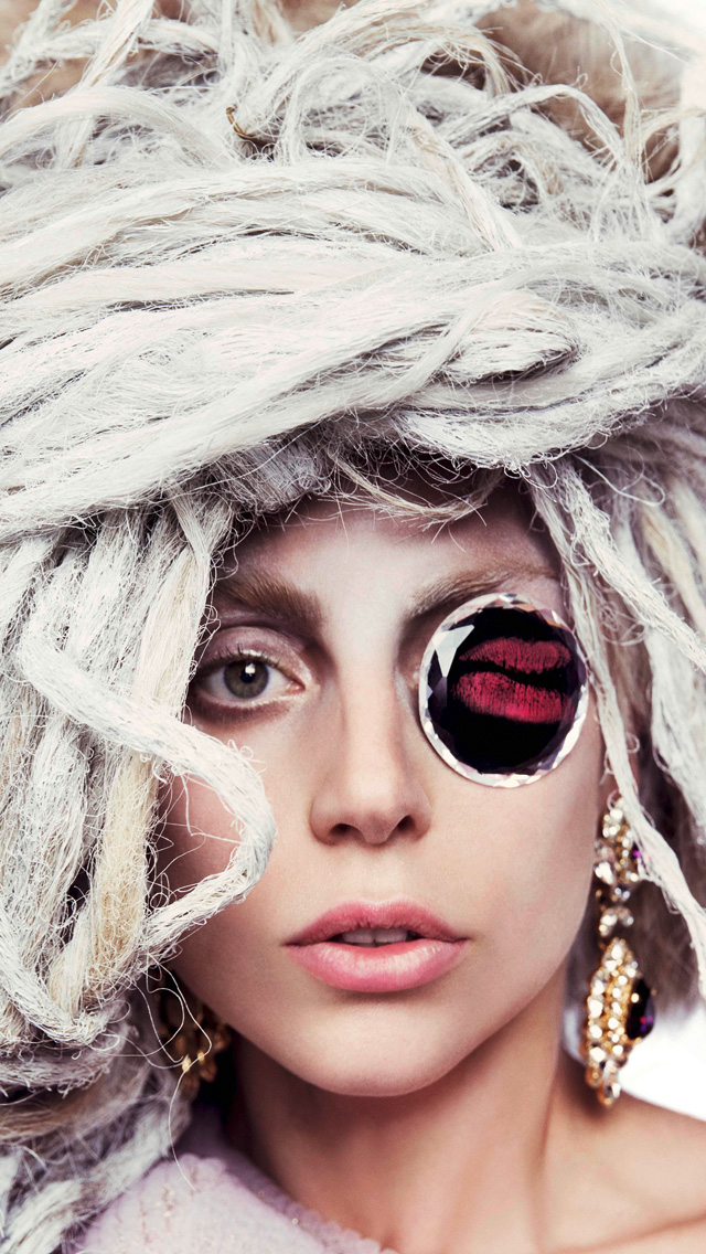 Lady Gaga Cool Eyes