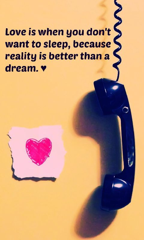 Love is Dream