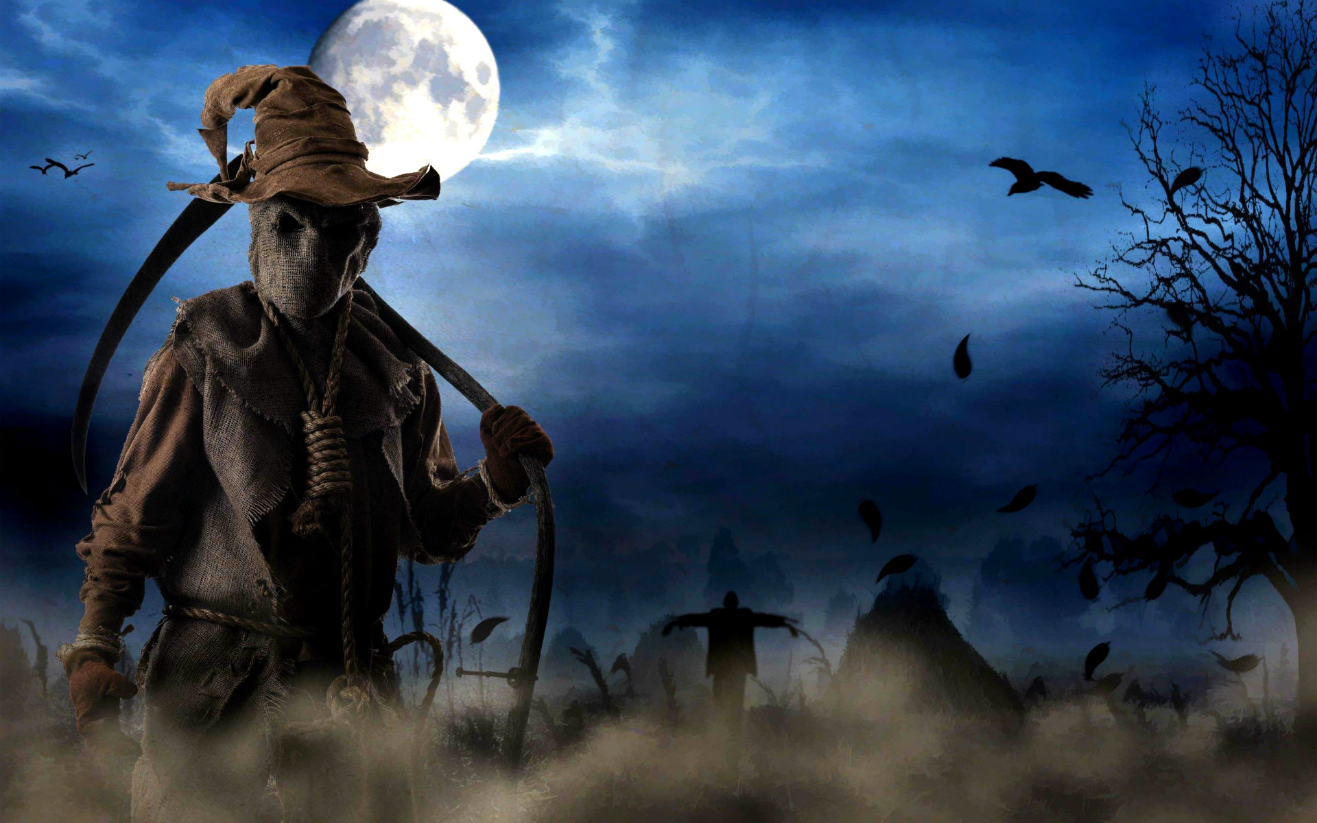 Wallpapers Download Best Horror Wallpapers For Mobile: Scary Halloween Man Wallpaper