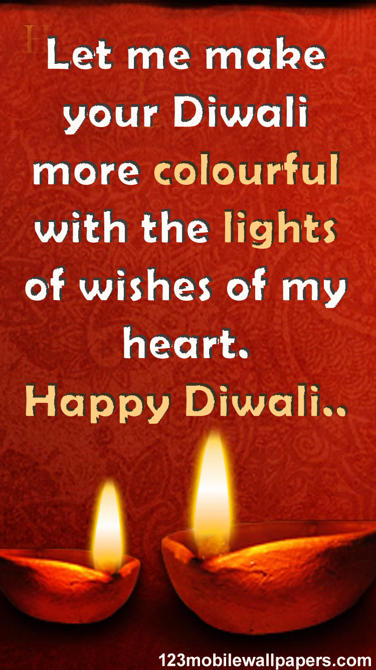 Diwali More Colourful