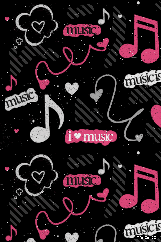 I Love Music Picture