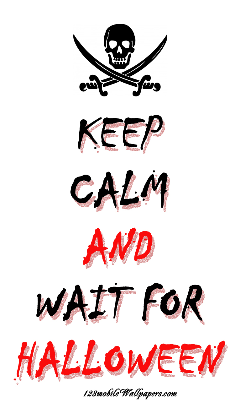 Keep Calm Quote Wallpaper