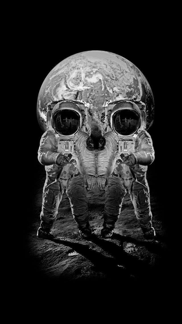 Skull of Astronauts