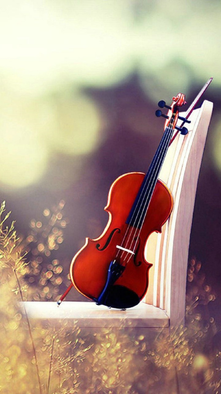 Beautiful Love Wallpapers Hd For Mobile : Beautiful Violin Wallpaper