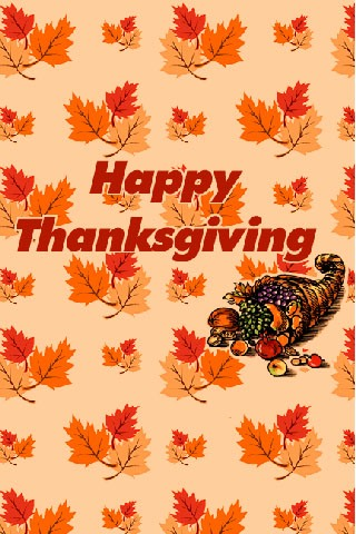 Happy Thanksgiving Wallpaper – Mobile
