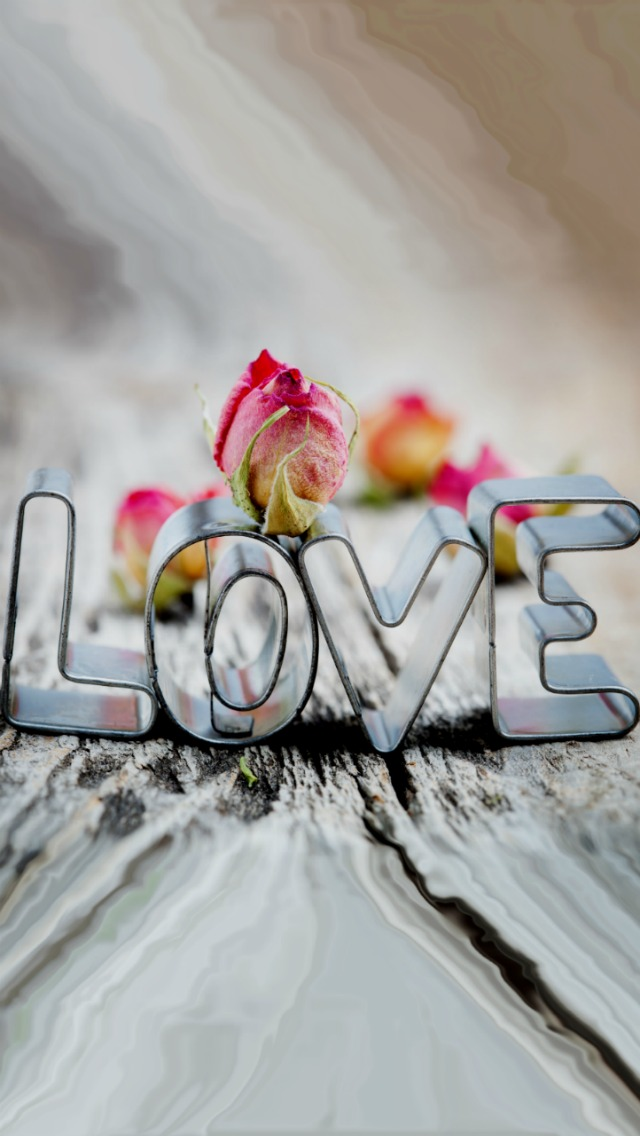 Love Hd Wallpaper Mobile Phone : 3D Valentine Love HD Wallpaper