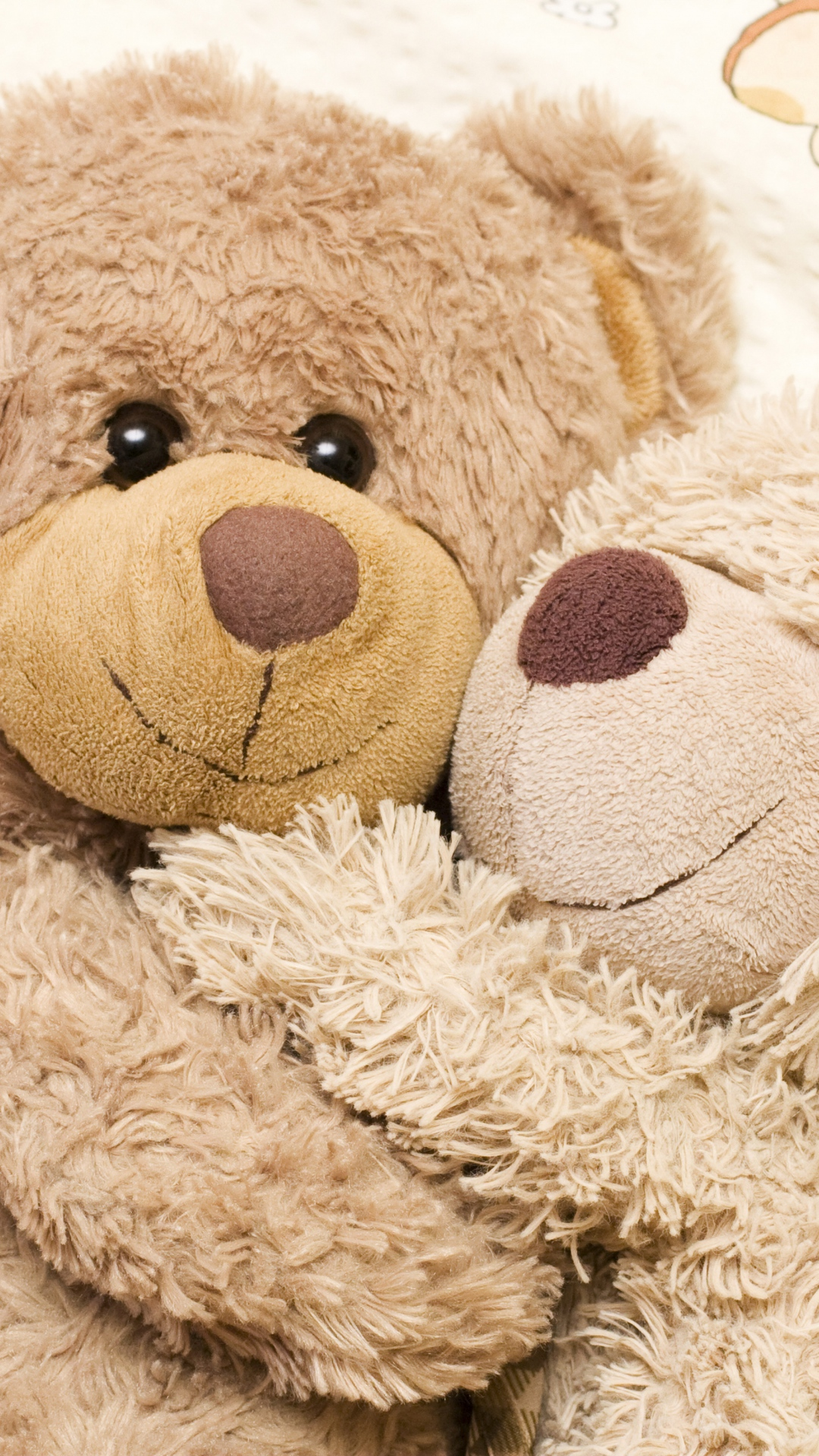 Teddy Bear Hug Day Wallpaper