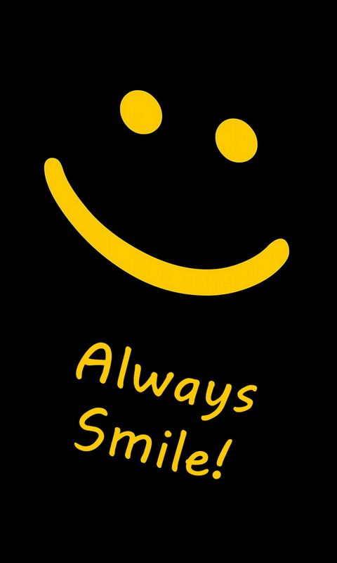 Always Smile Wallpaper
