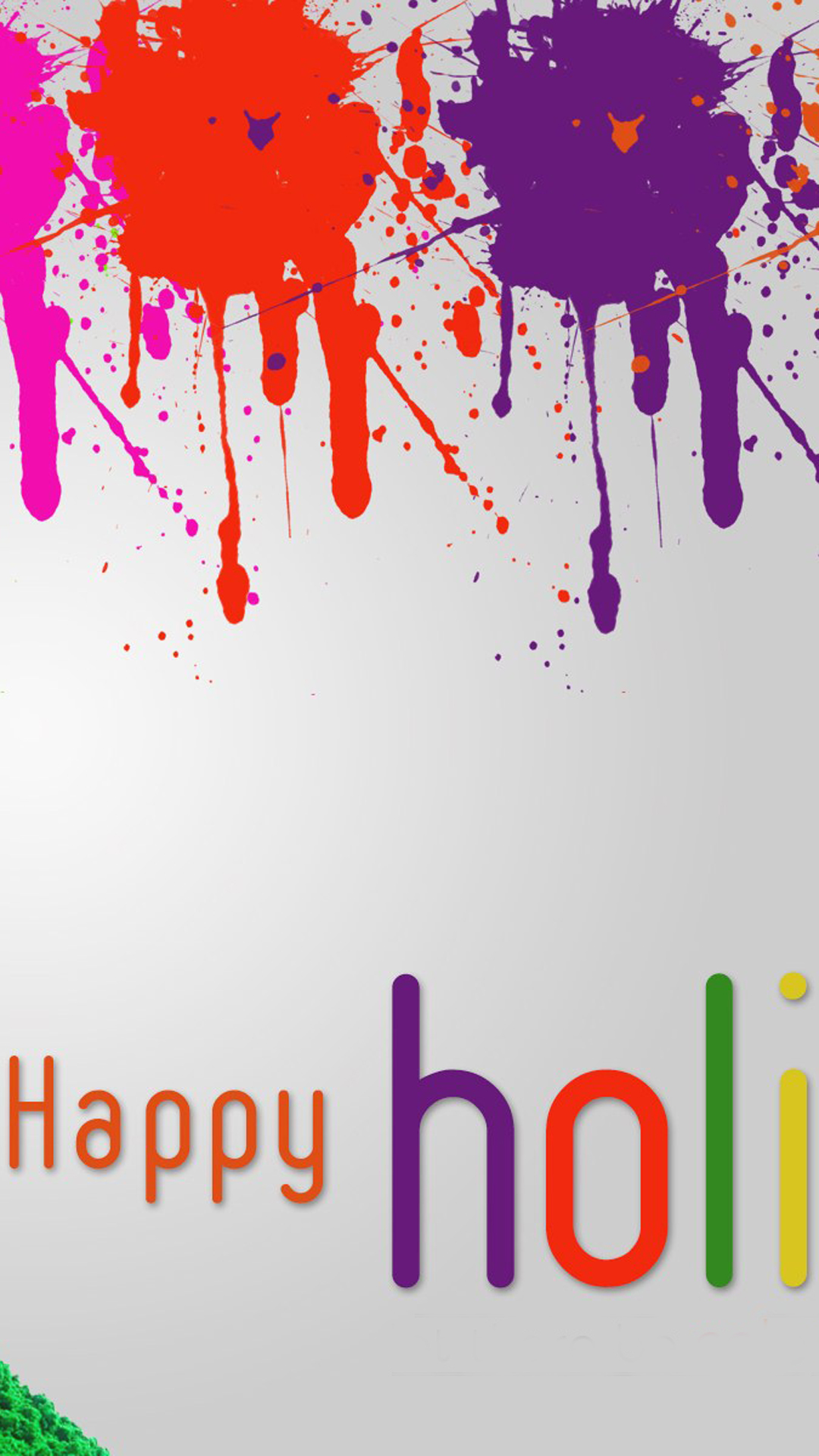 Happy Holi Hd Background