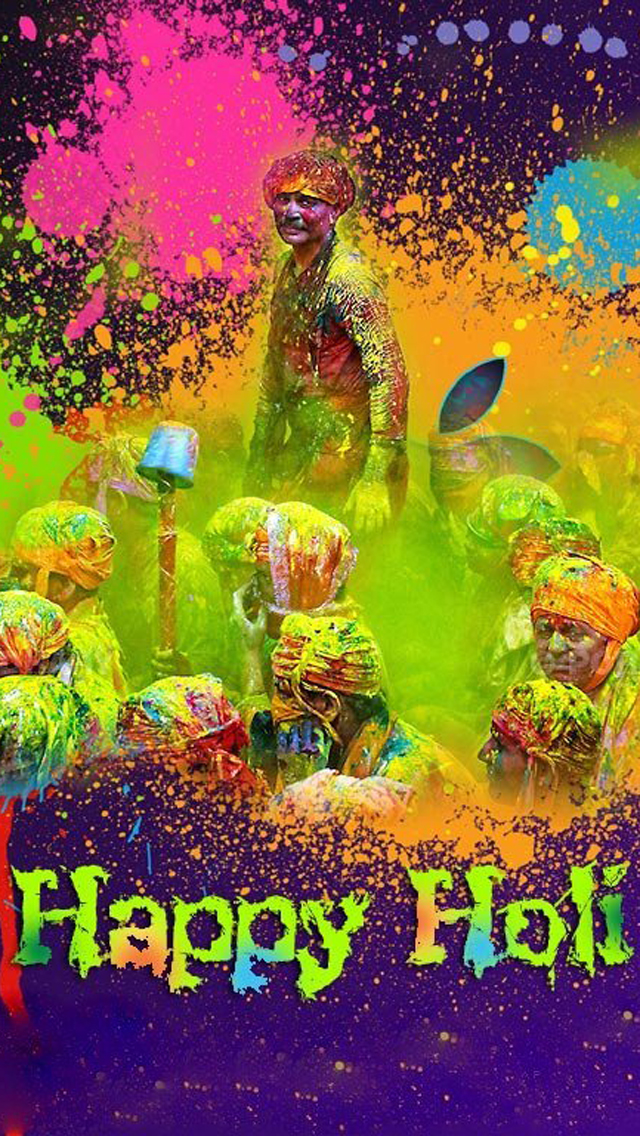 Happy Holi Picture