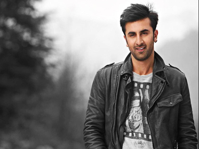 Black And White Ranbir Kapoor