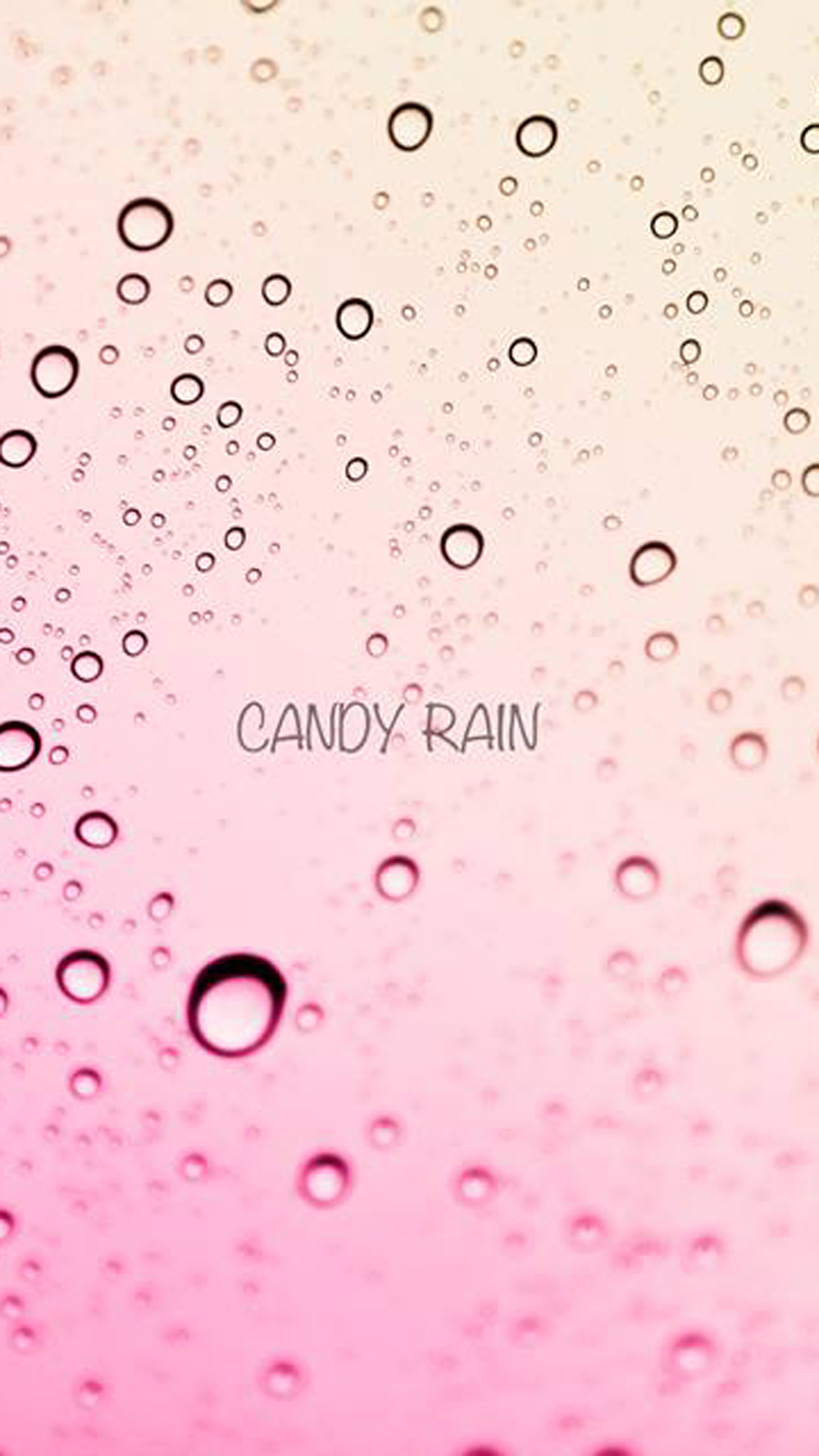 Candy Rain Wallpaper