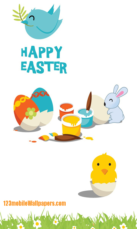 Happy Easter Wishes Wallpaper