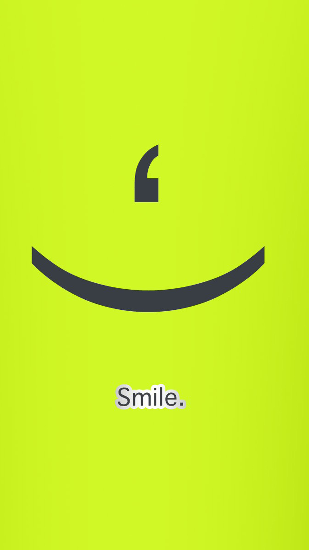 Keep Smile Picture