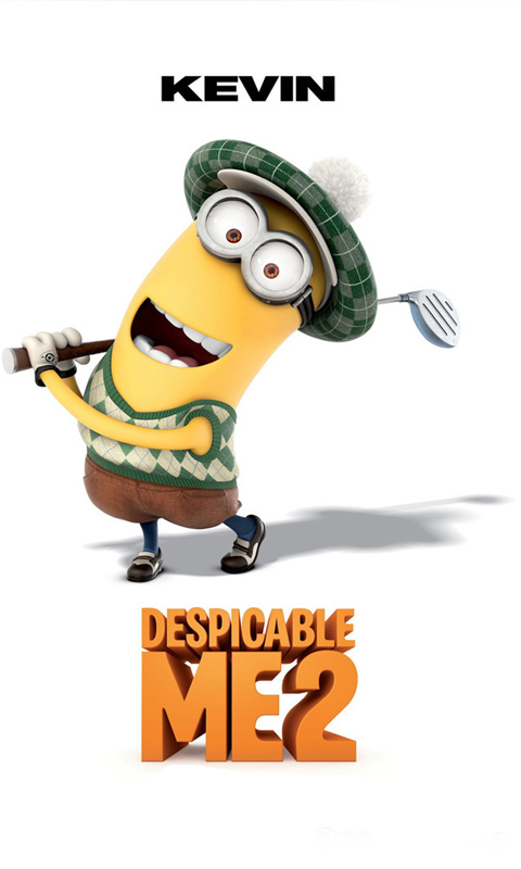 Minion Despicable Me 2