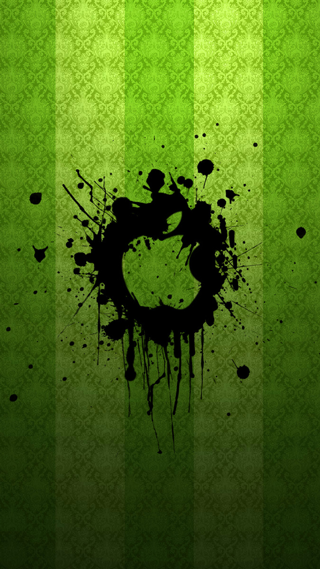 Apple Splatter Logo