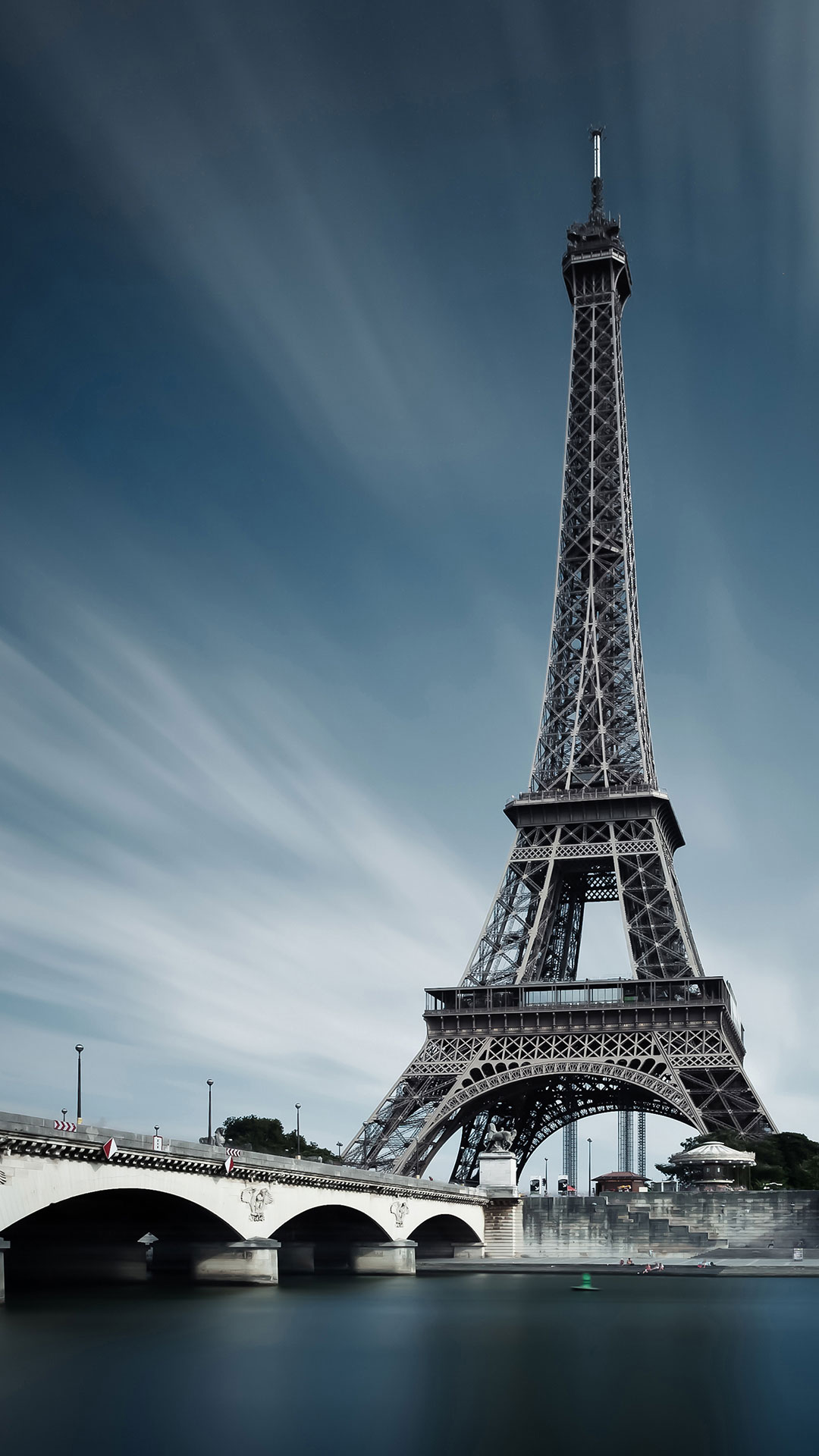Eiffel Tower Mobile Wallpaper Phone Background