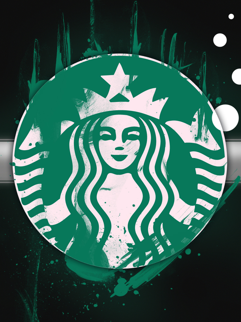 Starbucks Splash Art